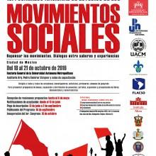 1er Congreso Nacional de Estudios de los Movimientos Sociales